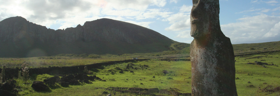 Easter Island: Arriving in Rapa Nui
