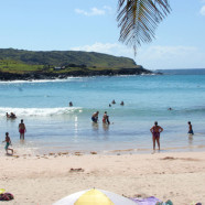 Easter Island/ Rapa Nui: Anakena Beach